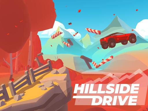 Hillside Drive u2013 Hill Climb Apkfinish screenshots 16