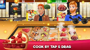 Cooking Restaurant Games: Chef Kitchen Management