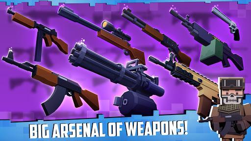 Block Gun: FPS PvP War - Online Gun Shooting Games apkslow screenshots 14