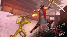 歌舞伎忍者戦士サムライスピリッツ-忍の影アドベンチャー-ソードファイトゲーム3Dのおすすめ画像5