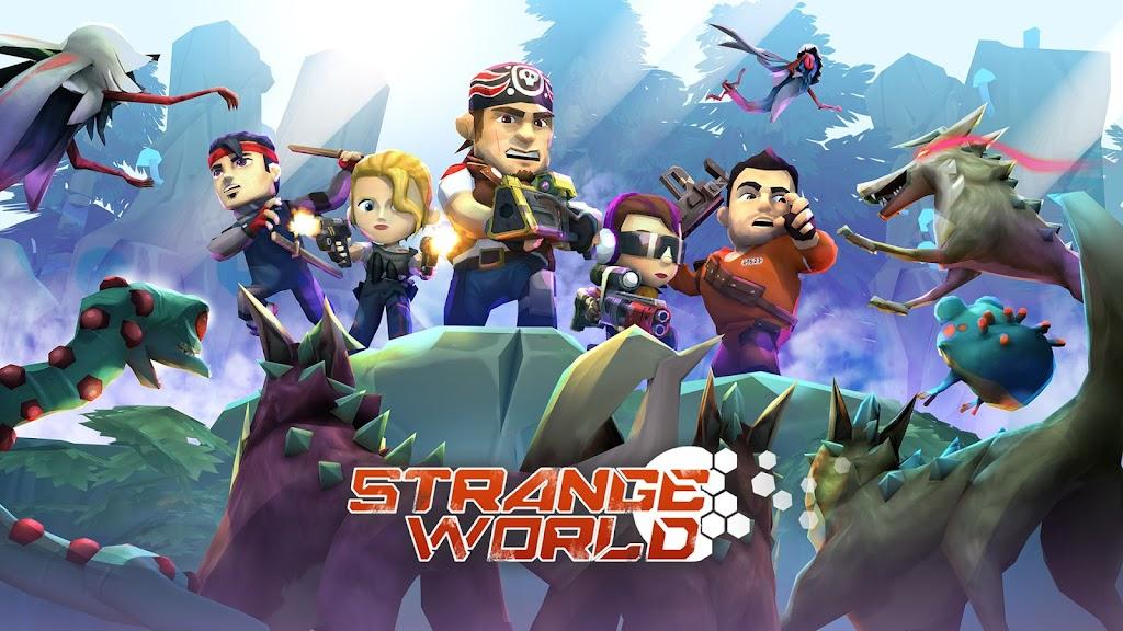 Strange World - RTS Survival poster 8