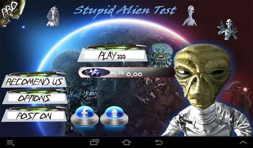 The Stupid Test: Puzzled Alien For PC Windows (7, 8, 10, 10X) & Mac Computer Image Number- 12