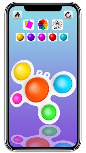DIY Simple Dimple Pop It Fidget Toys Calming Games  screenshots 20