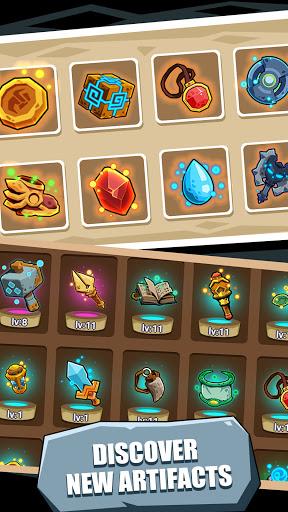 Tap Dungeon Hero:Idle Infinity RPG Game apktram screenshots 16