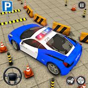 Modern Police Car Parking 2021: Free Parking Games