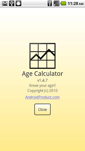 Age Calculator For PC Windows (7, 8, 10, 10X) & Mac Computer Image Number- 7