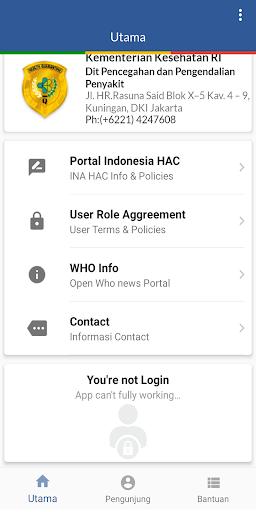 eHAC Indonesia 4.0 Screenshots 2