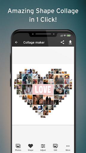 Download APK: Phinsh Collage Maker – Photo Collage & Photo Shape v2.0.4 [Mod]