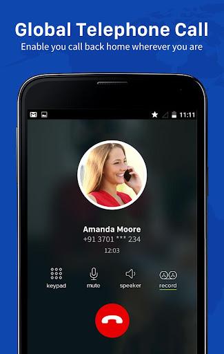 Call Free - Call to phone Numbers worldwide 1.7.8 Screenshots 3