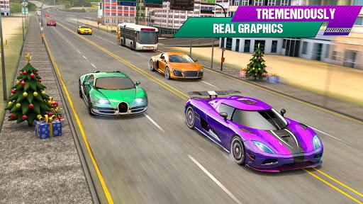 Crazy Car Traffic Racing Games 2020: New Car Games  screenshots 4