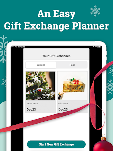 Elfster: Secret Santa & Shareable Wish List App Screenshot