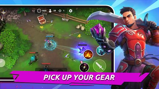 FOG - MOBA Battle Royale 0.9.3 Screenshots 4