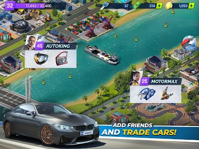 Overdrive City:Car Tycoon Game 10