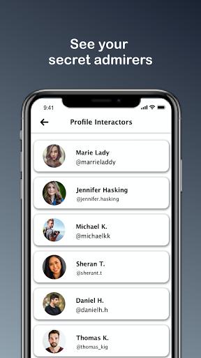 Profile Reports + Follower Analytics for Instagram screenshots 3