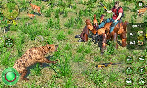 Lost Island Jungle Adventure Hunting Game 4