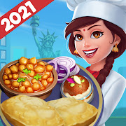 Masala Madness: Indian Food Truck Cooking Games