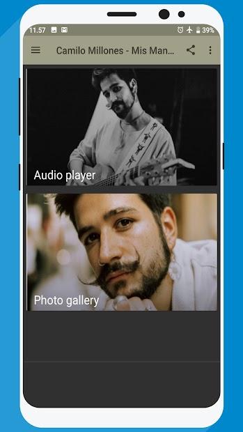 Imágen 5 de Camilo Millones - Mis Manos para android