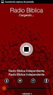 Radio Biblica Independiente Screenshot