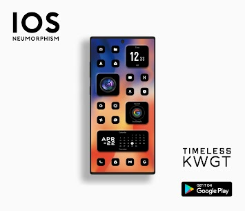 Timeless KWGT Apk [Paid] Download for Android 6