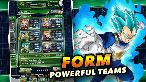 DRAGON BALL Z DOKKAN BATTLE apktram screenshots 14
