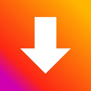 Video Downloader Fast Video Downloader App 1.1.6 (Unlocked) by InShot Inc. logo