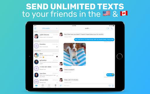 FreeTone Free Calls & Texting 3.25.3 Screenshots 6