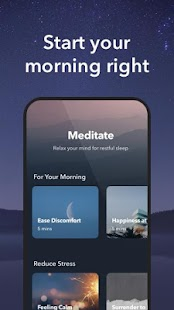 Simple Habit: Meditation, Sleep Screenshot
