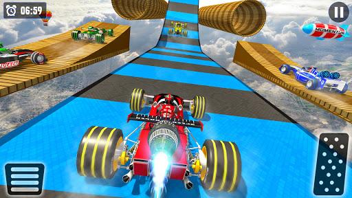 Impossible Formula Jet Car Racing Stunts  screenshots 11
