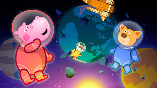 Space for kids. Adventure game apkdebit screenshots 3