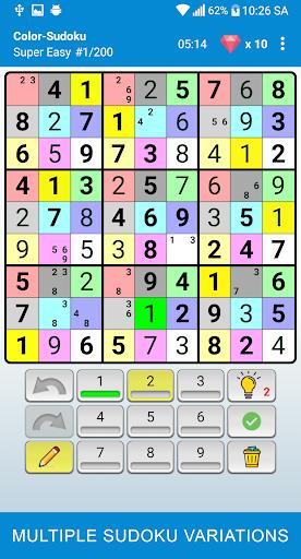 Sudoku - Classic Puzzle Game  screenshots 6