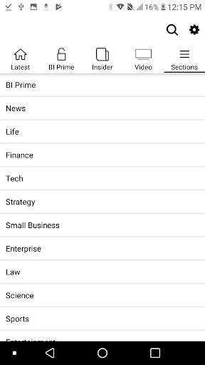 Business Insider 3.9 Screenshots 11