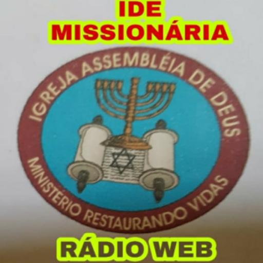 Ru00e1dio Web Ide Missionaria  screenshots 2