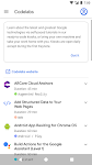 screenshot of Google I/O 2019