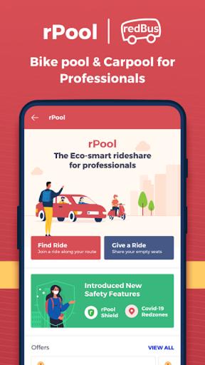 redBus - Largest Online Bus Ticket Booking App apktram screenshots 5