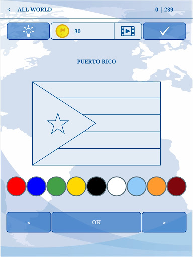 The Flags of the World u2013 World Flags Quiz 5.6 screenshots 11
