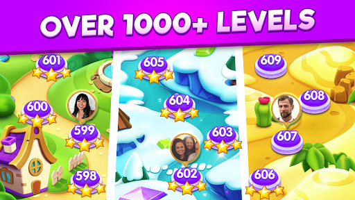 Bling Crush: Free Match 3 Jewel Blast Puzzle Game 1.4.8 screenshots 11