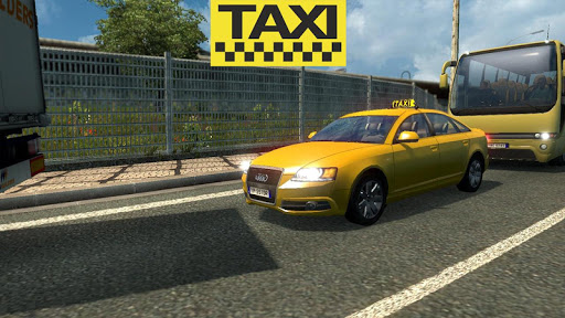 Real City Taxi Simulator 2021 : Taxi Drivers screenshots 13