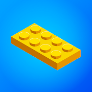 App Icon for Construction Set - Satisfying Constructor Game App in Spain Google Play Store