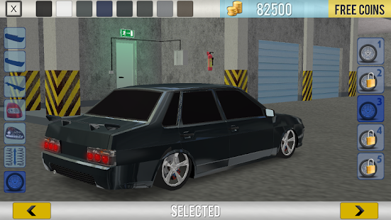 Russian Cars: 99 and 9 in City screenshots 2