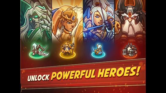 Empire Warriors Premium: Tower Defense Games 8