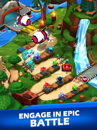 Zombie Defense : Idle Game 1.6 screenshots 13