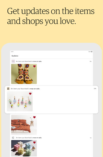 Etsy: Buy Custom, Handmade, and Unique Goods apktram screenshots 15