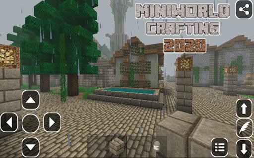 Mini World Block Craft Survival Building 2020  screenshots 4
