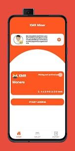 XMR Miner – Monero (XMR) Pro Paid Apk 4