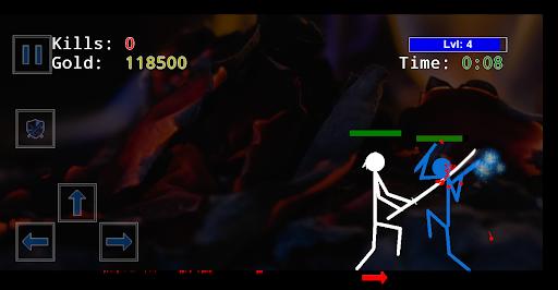 Stickman Physics Battle Arena  screenshots 2
