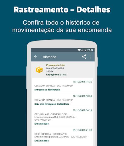 Rastreio de Encomendas - Rastreamento 1.0.29 screenshots 2