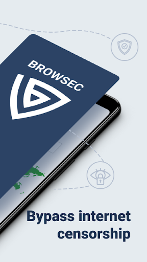 Browsec: FREE & Unlimited VPN, Fast & Secure proxy 1.52 Screenshots 2
