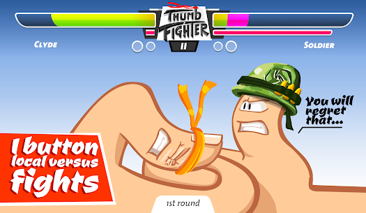 Thumb fighter Apk (MOD, Unlimited) Latest Download 2