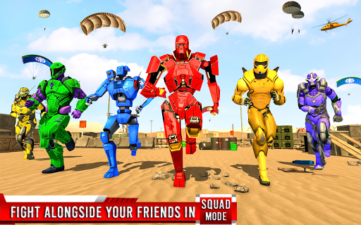 Fps Robot Shooting Games u2013 Counter Terrorist Game 1.6 screenshots 3