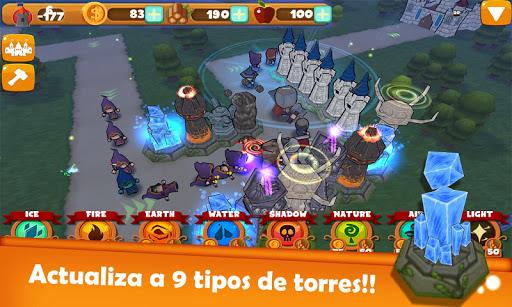 castle heroes td screenshot 1
